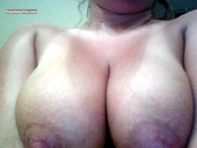 My Very big Tits Selfie by Misty J